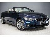 2017 BMW 4 Series Midnight Blue Metallic
