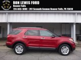 2014 Ruby Red Ford Explorer XLT 4WD #117459735