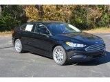 2017 Shadow Black Ford Fusion SE #117459959