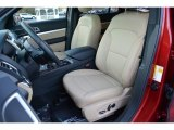 2017 Ford Explorer XLT Front Seat