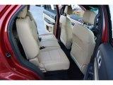 2017 Ford Explorer XLT Rear Seat