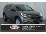 2016 Modern Steel Metallic Honda CR-V EX #117494011
