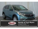 2016 Mountain Air Metallic Honda CR-V EX #117494010