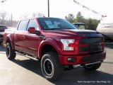 2017 Ford F150 Shelby Cobra Edition SuperCrew 4x4 Data, Info and Specs