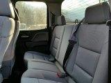 2017 Chevrolet Silverado 1500 Custom Double Cab Rear Seat