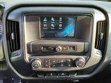 2017 Chevrolet Silverado 1500 Custom Double Cab Controls
