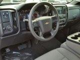 2017 Chevrolet Silverado 1500 Custom Double Cab Dashboard