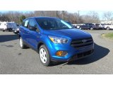 2017 Lightning Blue Ford Escape S #117502901