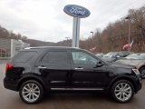 2016 Shadow Black Ford Explorer Limited 4WD #117509577