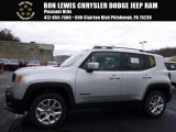 2016 Glacier Metallic Jeep Renegade Latitude 4x4 #117509620