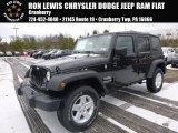 2017 Black Jeep Wrangler Unlimited Sport 4x4 #117509462
