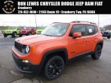2017 Omaha Orange Jeep Renegade Latitude 4x4 #117509460