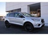 2017 Ingot Silver Ford Escape Titanium #117509548