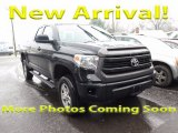 2016 Black Toyota Tundra SR Double Cab 4x4 #117532504