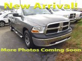 2012 Mineral Gray Metallic Dodge Ram 1500 ST Quad Cab 4x4 #117532502