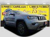 2017 Billet Silver Metallic Jeep Grand Cherokee Limited 4x4 #117532362