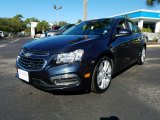 2016 Blue Ray Metallic Chevrolet Cruze Limited LTZ #117532554