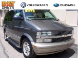 2004 Medium Charcoal Gray Metallic Chevrolet Astro LS AWD Passenger Van #11717648