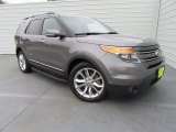 2014 Sterling Gray Ford Explorer Limited #117550558