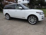 2016 Fuji White Land Rover Range Rover Supercharged #117550659