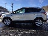 2017 White Gold Ford Escape Titanium 4WD #117550525