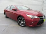 2015 Ruby Flare Pearl Toyota Camry XSE #117575361