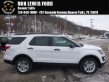 2017 Oxford White Ford Explorer 4WD #117593057