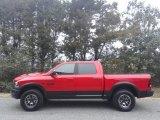 2017 Flame Red Ram 1500 Rebel Crew Cab 4x4 #117592895