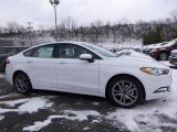 2017 Oxford White Ford Fusion SE #117593075