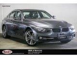 2017 Mineral Grey Metallic BMW 3 Series 330i Sedan #117593216