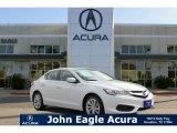 2017 Bellanova White Pearl Acura ILX Technology Plus #117593025