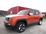 2017 Omaha Orange Jeep Renegade Sport 4x4 #117593189