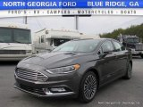 2017 Magnetic Ford Fusion SE #117623429
