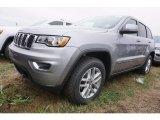 2017 Billet Silver Metallic Jeep Grand Cherokee Laredo 4x4 #117634711