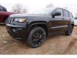2017 Diamond Black Crystal Pearl Jeep Grand Cherokee Laredo #117634709