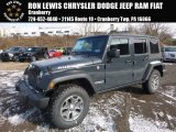 2017 Rhino Jeep Wrangler Unlimited Rubicon 4x4 #117634680