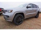 2017 Billet Silver Metallic Jeep Grand Cherokee Laredo #117634706