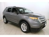 2014 Sterling Gray Ford Explorer XLT 4WD #117634854