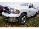 2017 Bright White Ram 1500 Big Horn Quad Cab #117634731
