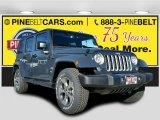 2017 Black Jeep Wrangler Unlimited Sahara 4x4 #117654642