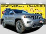 2017 Billet Silver Metallic Jeep Grand Cherokee Limited 4x4 #117654639