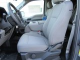 2017 Ford F150 XLT SuperCrew Front Seat