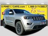 2017 Billet Silver Metallic Jeep Grand Cherokee Laredo 4x4 #117654637
