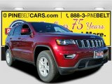 2017 Velvet Red Pearl Jeep Grand Cherokee Laredo 4x4 #117654636