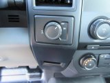 2017 Ford F150 XL Regular Cab Controls