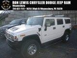 2006 White Hummer H2 SUV #117654785