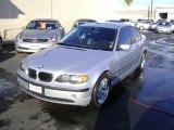 2003 Titanium Silver Metallic BMW 3 Series 325i Sedan #1175138