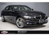 2017 Black Sapphire Metallic BMW 3 Series 330e iPerfomance Sedan #117654806