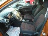 Chevrolet Sonic Interiors