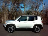 2017 Glacier Metallic Jeep Renegade Trailhawk 4x4 #117679992